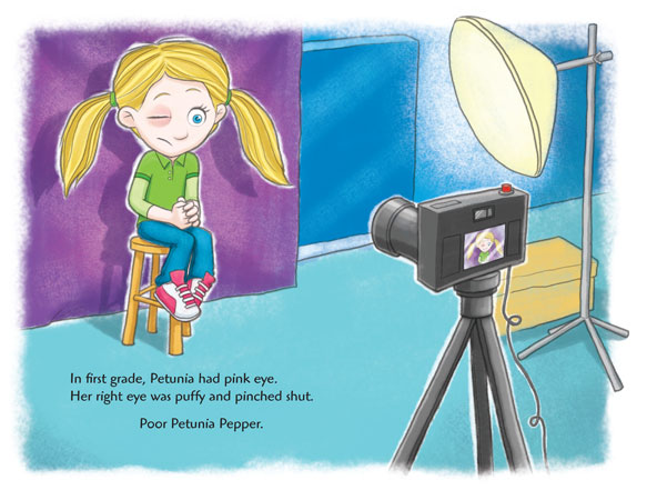 Petunia Pepper's Picture Day, Page 6