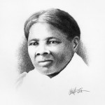 Black History Month portraits - Harriet Tubman