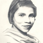 Black History Month portraits - Marian Anderson