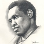 Black History Month portraits - Paul Robeson