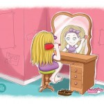 Illustration Friday – MIRROR
