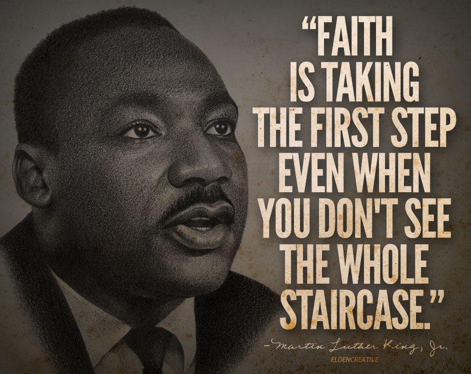 Martin Luther King Faith Quotes. QuotesGram