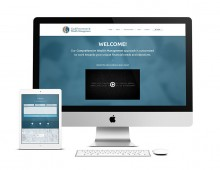 Gazall Investment & Wealth Management Responsive Website