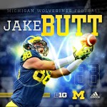 Jake Butt Poster Design