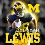 Jourdan Lewis Design Edit | Michigan CB #26