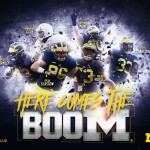 Here Comes the Boom | Michigan Football Defensive Line
